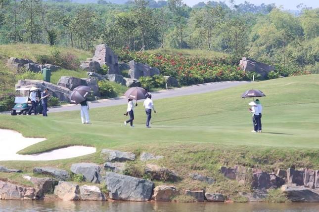 Cận cảnh sân thi đấu Tiền Phong Golf Championship 2019 ảnh 5