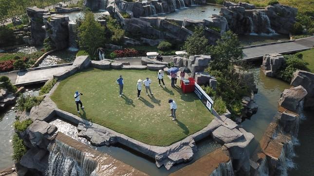 Cận cảnh sân thi đấu Tiền Phong Golf Championship 2019 ảnh 6