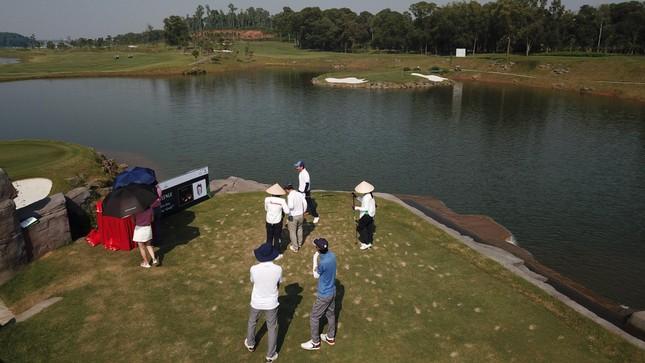 Cận cảnh sân thi đấu Tiền Phong Golf Championship 2019 ảnh 7