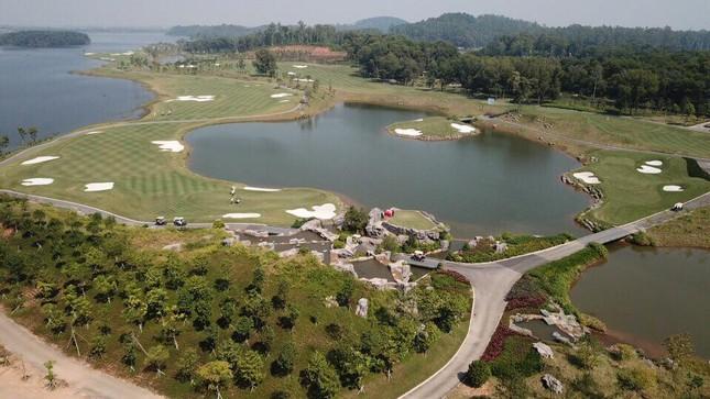 Cận cảnh sân thi đấu Tiền Phong Golf Championship 2019 ảnh 8