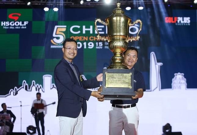 Golfer Nguyễn Hữu Hoàng ghi HIO tại giải Chervo Open Championship ảnh 1