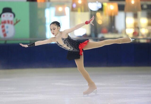 Ngắm vẻ đẹp các thiên thần trượt băng nghệ thuật ảnh 8