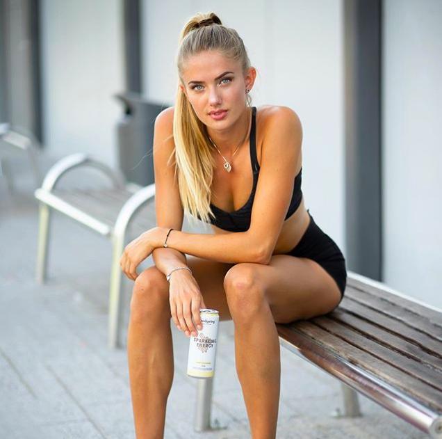 Nữ VĐV quyến rũ nhất hành tinh từ chối lời mời của Playboy ảnh 3