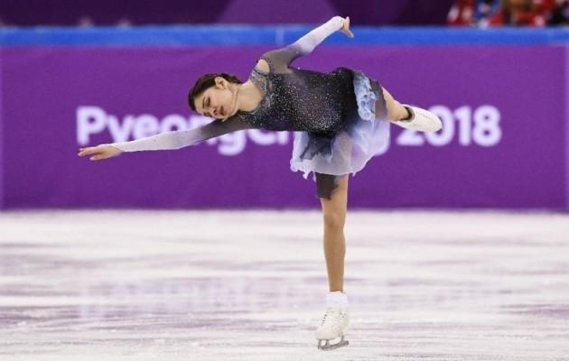 Nữ thần trượt băng Nga bị chỉ trích vì 'đi linh tinh' giữa mùa dịch ảnh 3