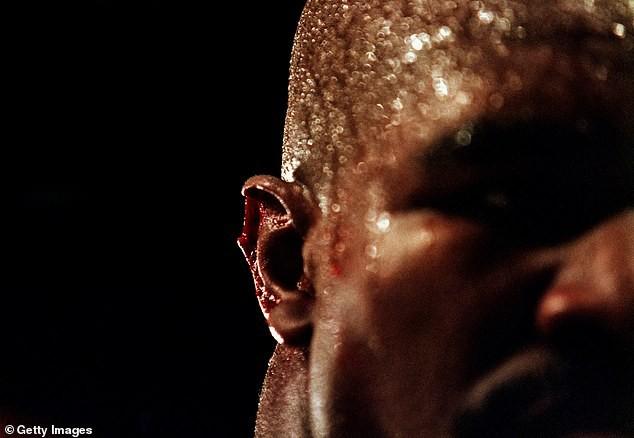 Tyson và Holyfield tái đấu sau ân oán cắn tai? ảnh 1