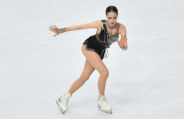 'Thiên thần' trượt băng được ông Putin chúc mừng sinh nhật ảnh 2