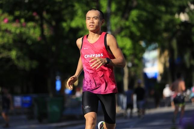 Các chân chạy Hà thành rầm rộ tổng duyệt cho Tiền Phong Marathon 2020 ảnh 15