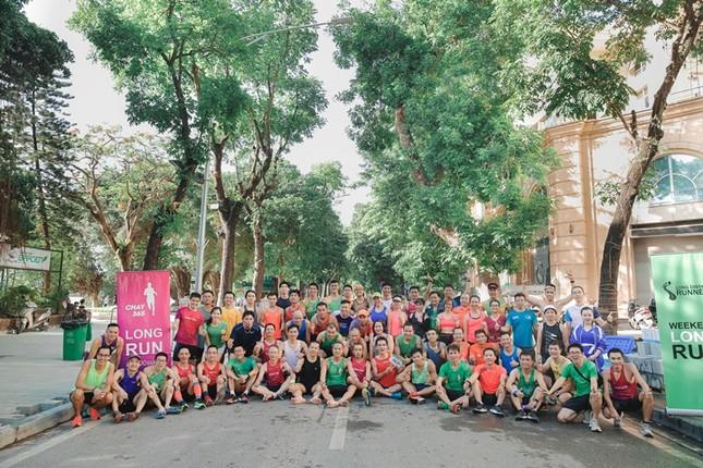 Các chân chạy Hà thành rầm rộ tổng duyệt cho Tiền Phong Marathon 2020 ảnh 19