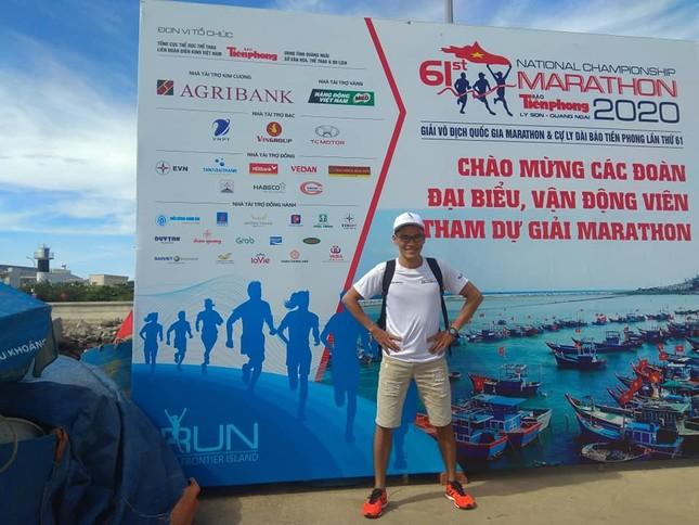 Ăn mỳ tôm vô địch Tiền Phong Marathon ảnh 1