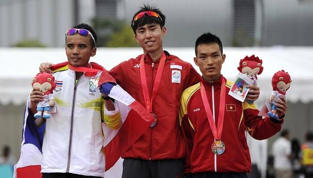 Tiền Phong Marathon 2020: 'Vua leo núi' Hoàng Nguyên Thanh trở lại ảnh 1