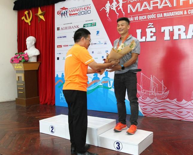 Trao giải Tiền Phong Marathon 2020 ảnh 9