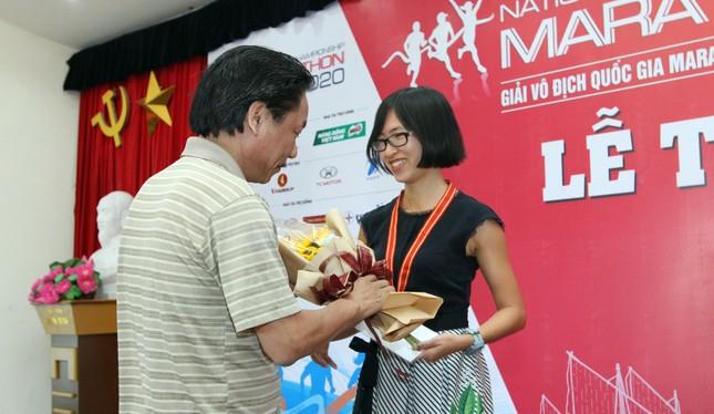 Trao giải Tiền Phong Marathon 2020 ảnh 10