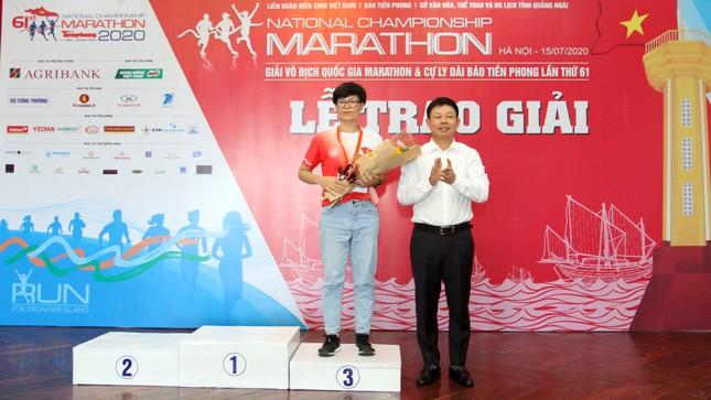 Trao giải Tiền Phong Marathon 2020 ảnh 11