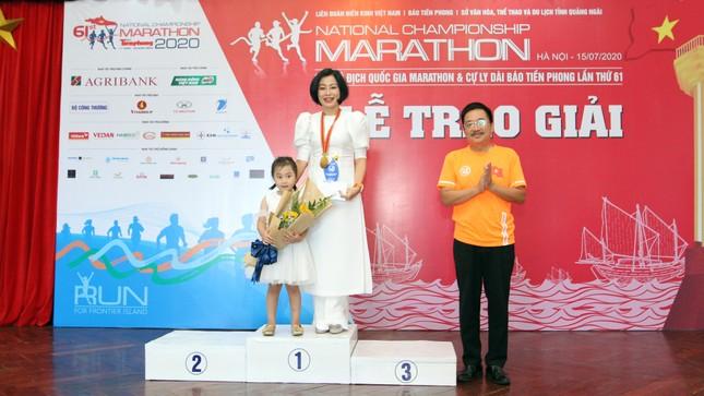 Trao giải Tiền Phong Marathon 2020 ảnh 12