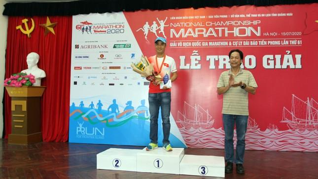 Trao giải Tiền Phong Marathon 2020 ảnh 14