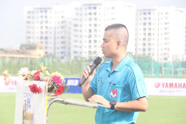Sôi nổi tranh đua tại giải bóng đá Thiếu niên và Nhi đồng toàn quốc 2020 ảnh 4