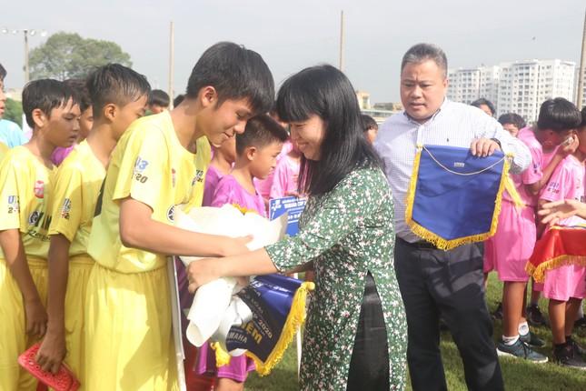 Sôi nổi tranh đua tại giải bóng đá Thiếu niên và Nhi đồng toàn quốc 2020 ảnh 6