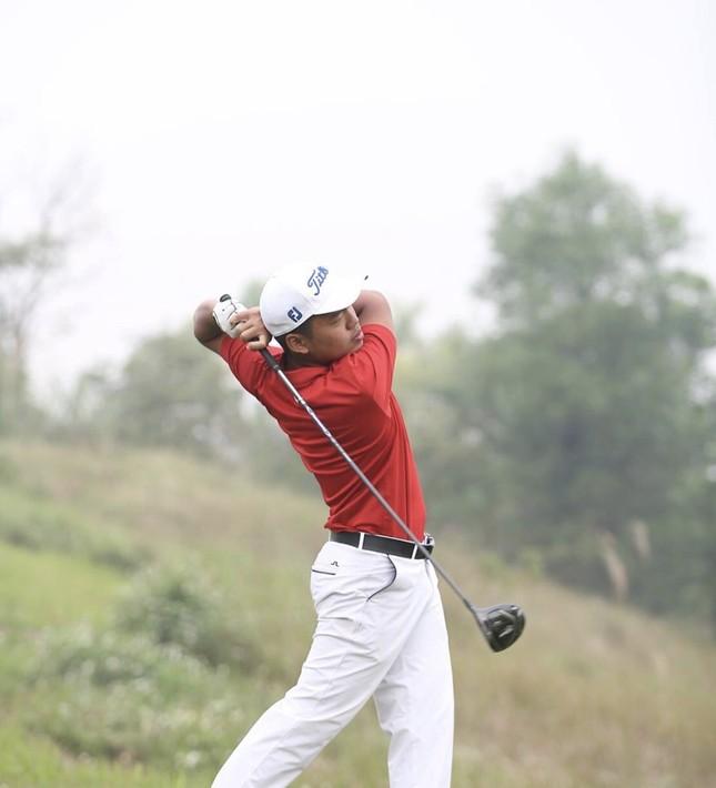 ĐKVĐ Nguyễn Vũ Quốc Anh: 'Golf là một phần cuộc sống của tôi' ảnh 1