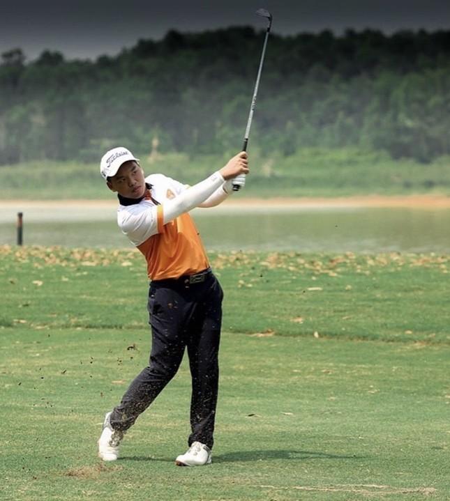 ĐKVĐ Nguyễn Vũ Quốc Anh: 'Golf là một phần cuộc sống của tôi' ảnh 2