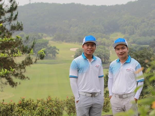 ĐKVĐ Nguyễn Vũ Quốc Anh: 'Golf là một phần cuộc sống của tôi' ảnh 3