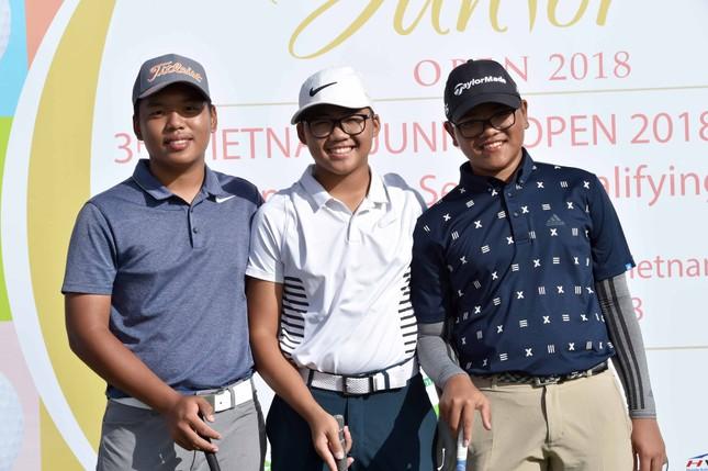 ĐKVĐ Nguyễn Vũ Quốc Anh: 'Golf là một phần cuộc sống của tôi' ảnh 7