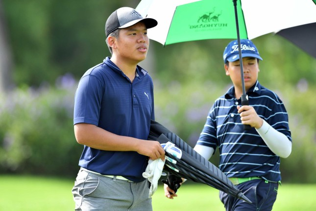 ĐKVĐ Nguyễn Vũ Quốc Anh: 'Golf là một phần cuộc sống của tôi' ảnh 10