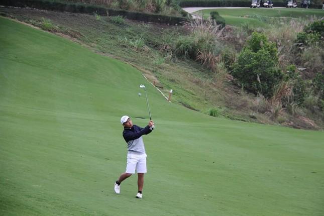 ĐKVĐ Nguyễn Vũ Quốc Anh: 'Golf là một phần cuộc sống của tôi' ảnh 4