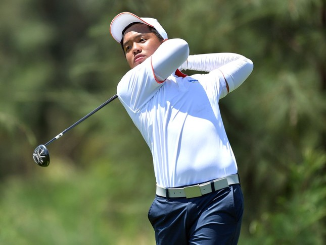 ĐKVĐ Nguyễn Vũ Quốc Anh: 'Golf là một phần cuộc sống của tôi' ảnh 9