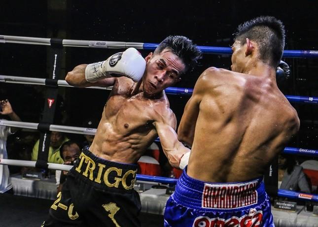 Võ sĩ Trần Văn Thảo tập luyện 'đổ máu' cho trận tranh đai vô địch IBA thế giới ảnh 1