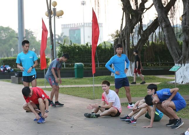 Đoàn Quân đội 'rèn quân' sẵn sàng tranh tài tại Tiền Phong Marathon 2021 ảnh 3