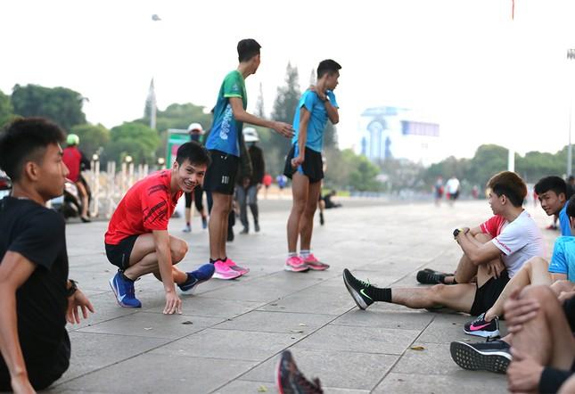 Đoàn Quân đội 'rèn quân' sẵn sàng tranh tài tại Tiền Phong Marathon 2021 ảnh 5