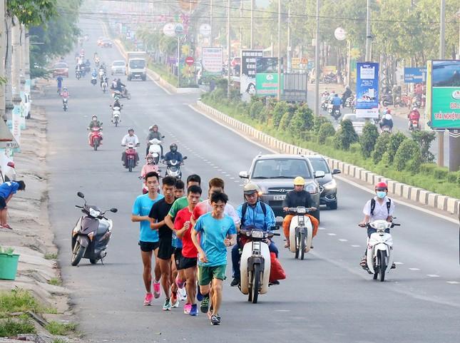 Đoàn Quân đội 'rèn quân' sẵn sàng tranh tài tại Tiền Phong Marathon 2021 ảnh 6