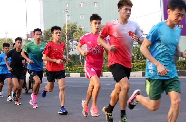 Đoàn Quân đội 'rèn quân' sẵn sàng tranh tài tại Tiền Phong Marathon 2021 ảnh 8