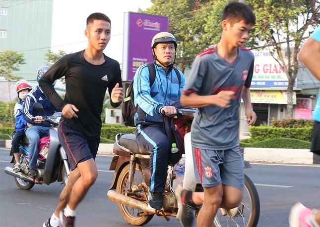 Đoàn Quân đội 'rèn quân' sẵn sàng tranh tài tại Tiền Phong Marathon 2021 ảnh 9