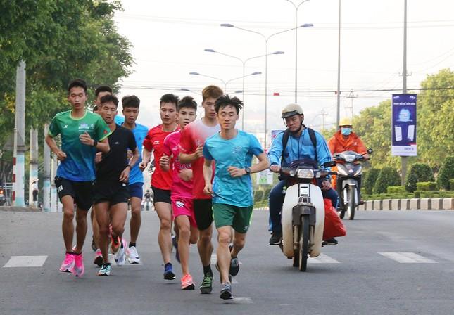 Đoàn Quân đội 'rèn quân' sẵn sàng tranh tài tại Tiền Phong Marathon 2021 ảnh 10