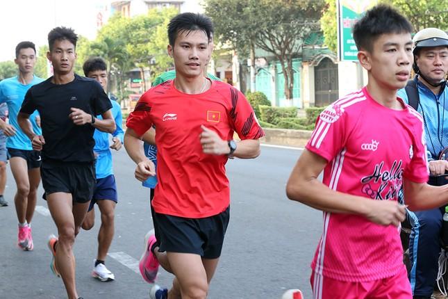 Đoàn Quân đội 'rèn quân' sẵn sàng tranh tài tại Tiền Phong Marathon 2021 ảnh 11
