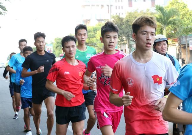 Đoàn Quân đội 'rèn quân' sẵn sàng tranh tài tại Tiền Phong Marathon 2021 ảnh 12