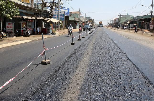 Gia Lai làm mới mặt đường đón Tiền Phong Marathon 2021 ảnh 8