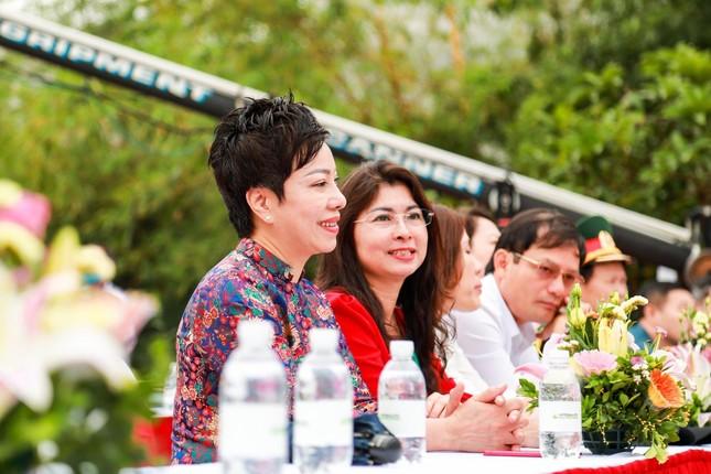 """""""Bông hồng thép"""" Nguyễn Thị Nhung khởi nghiệp hỗ trợ VĐV ảnh 4"""