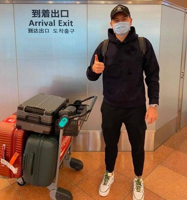 Văn Lâm báo tin vui cho HLV Park Hang Seo ảnh 1