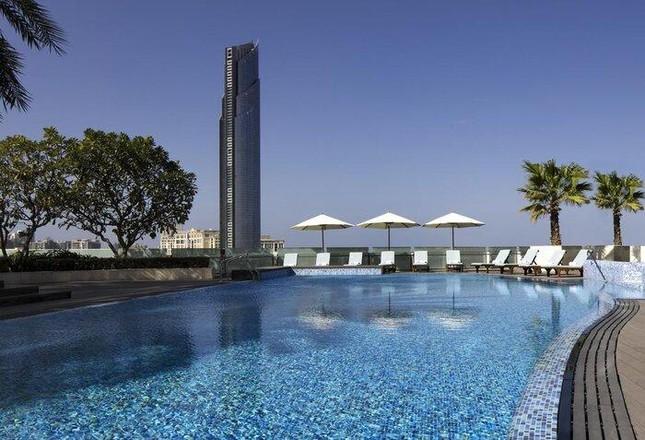 Tuyển Việt Nam đóng quân ở khách sạn cực xa hoa, điềm lành với thầy Park ảnh 6