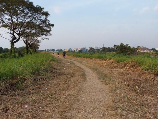 Cận cảnh công viên Văn hóa đầu tư gần 100 tỷ đồng thành 'cánh đồng hoang' ảnh 6