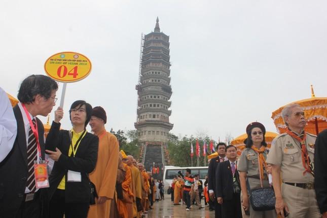 Đại lễ Phật đản Vesak 2014 khai mạc trang trọng ảnh 8