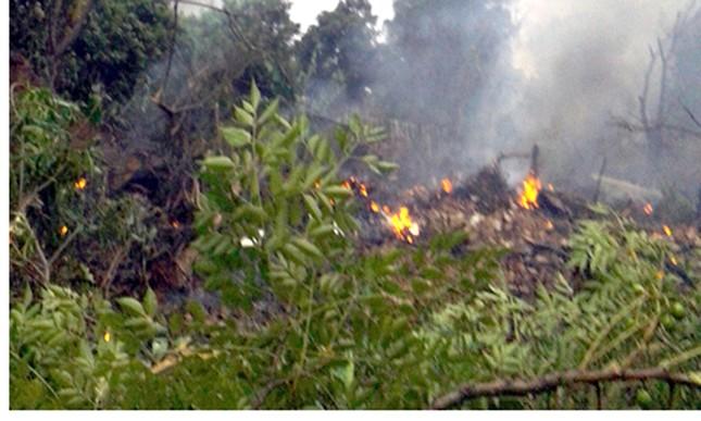 16 cán bộ, chiến sĩ hy sinh trong vụ máy bay rơi ở Hòa Lạc ảnh 5