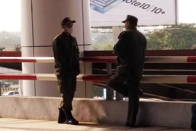 Sân bay Nội Bài phòng tránh virus corona thế nào? ảnh 6