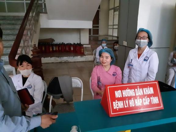 Cận cảnh bệnh viện dã chiến ứng phó dịch Covid 19 ở Vĩnh Phúc ảnh 3