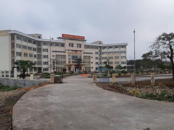 Cận cảnh bệnh viện dã chiến ứng phó dịch Covid 19 ở Vĩnh Phúc ảnh 6
