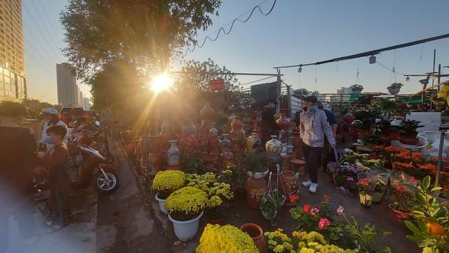 Người bán đồng loạt treo biển giảm giá, 'xả' cây và hoa ngày cuối năm ảnh 3