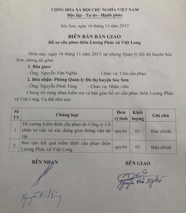 'Hóa phép' cầu bốn năm thành 37 tuổi, Sở GTVT Hà Nội xin 72 tỷ xây cầu mới ảnh 1