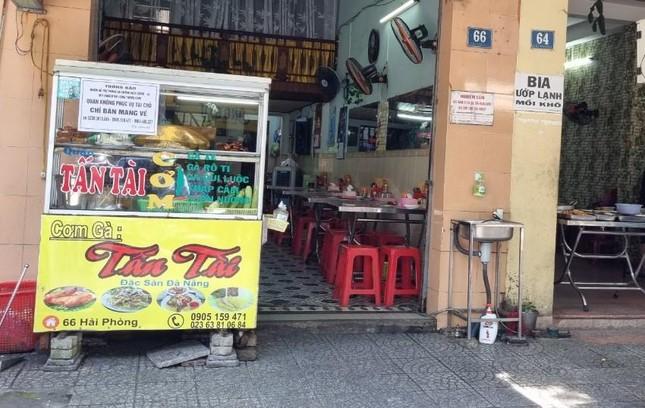 Hàng quán Đà Nẵng 'dọn sạch bách' bàn ghế, treo biển chỉ bán mang về ảnh 7